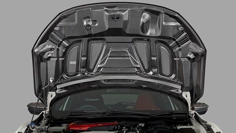 Ảnh chi tiết Honda Civic Type R do Mugen độ