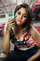 Rgv Attack heroine Surabhi Sizzling Photo Shoot HeyAndhra