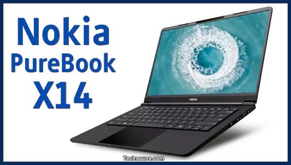 مواصفات وسعر حاسوب Nokia PureBook X14 من نوكيا