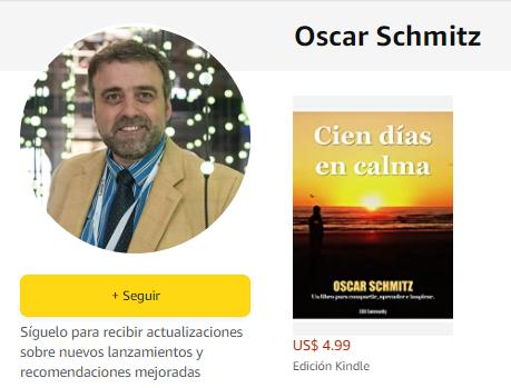 Oscar Schmitz Amazon KDP