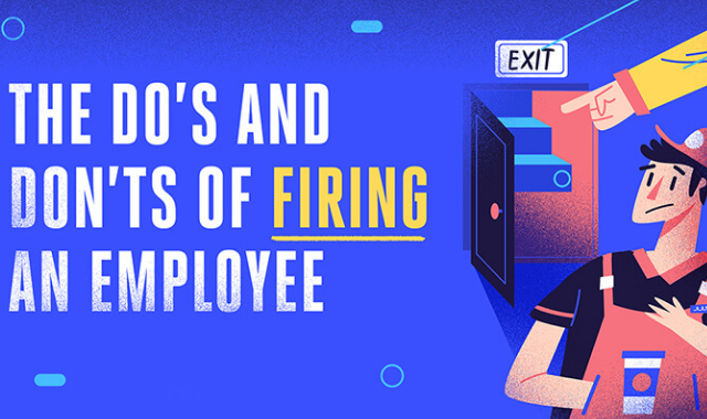 What Not to Do When Letting an Employee Go