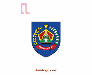 Logo Kabupaten Tegal Vector Format CDR, PNG