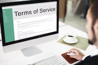 Cara Mudah Membuat Terms Of Service (TOS) buat Blogspot