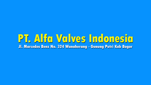 PT. Alfa Valves Indonesia