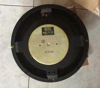 "Altec Model 414-16B 12"" woofer (sold) Altec%2Bx%2B2"