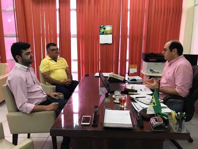 Vereador Ronaltty Neri solicita melhorias para agricultura jardinense