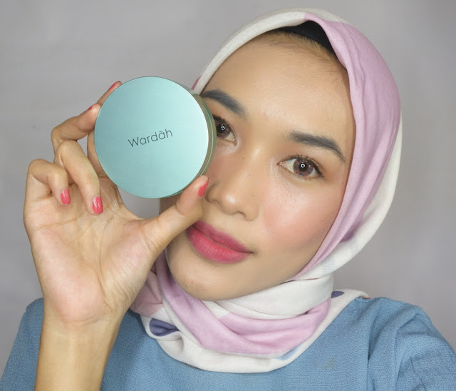 Review Wardah Exclusive Flawless Cover Cushion