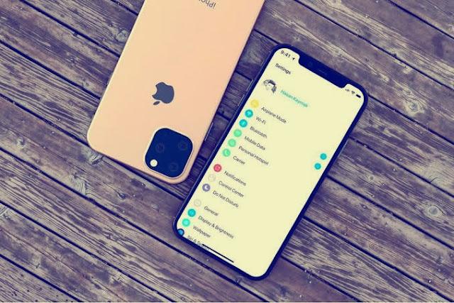 Apple iphone 11 pro। Tech Osman