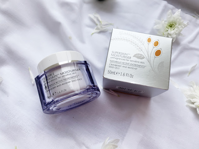 Liz Earle Brighten & Boost Superskin Facial Collection