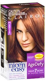 Nice'n Easy Age Defy Permanent Hair Dye Medium Auburn 5R