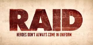 raid movie posters