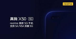 Realme X50 5G,realme x50 5g images
