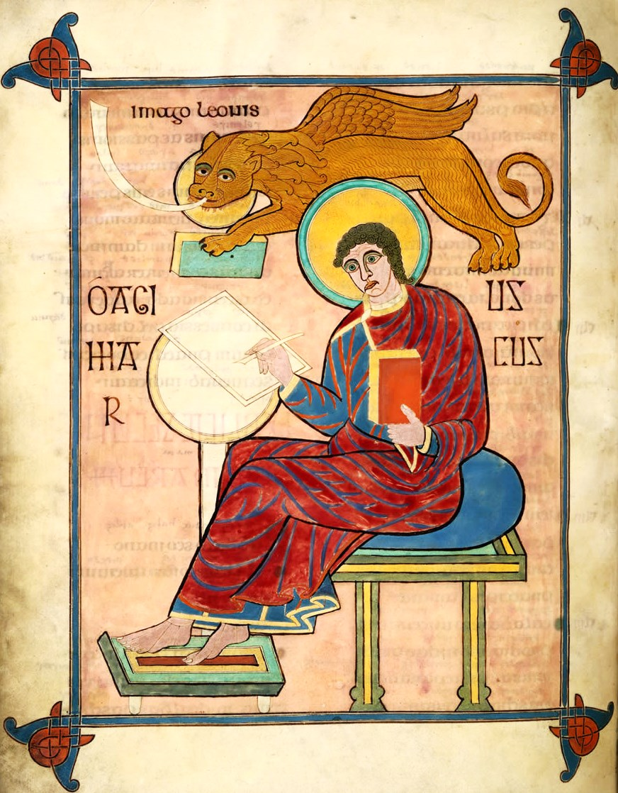 It's About Time: Illuminated Manuscripts - Matthew, Mark ...