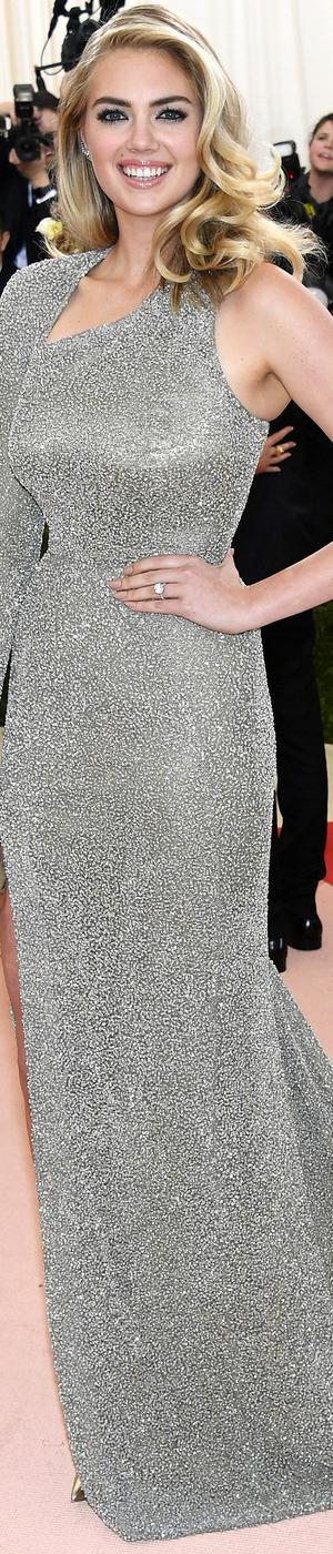 Kate Upton 2016 MET GALA