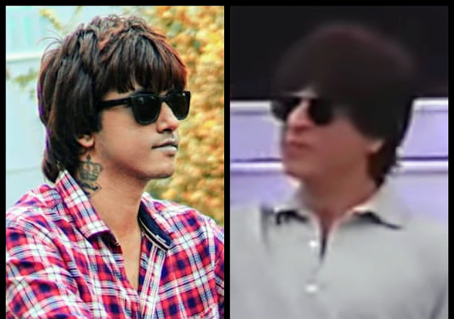 Sourajit Saha & SRK 2