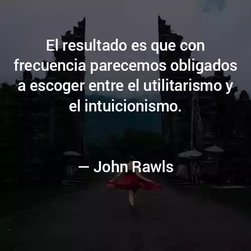 John Rawls sayings