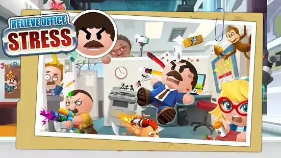 عن بيت ذا بوس 4 Beat the Boss 4 استفد من بعض القوة في لعبة مغامرات الحركة