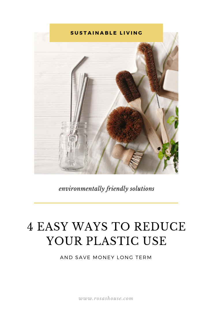 Simply, easy to implement eco-friendly solutions to help you lead a more sustainable lifestyle and cut down your plastic use.