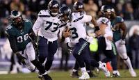FÚTBOL AMERICANO (NFL Playoffs 2020) - Los Seahawks triunfan ante unos inoperantes Eagles sin Wentz