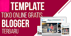 Template Online Shop Blogger Terbaik 2019