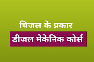 चीजल कितने प्रकार की होती है TYPES OF CHISEL in hindi