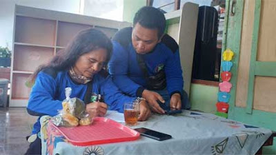 TVC Magelang Adakan Bakti Sosial Check Up Gratis
