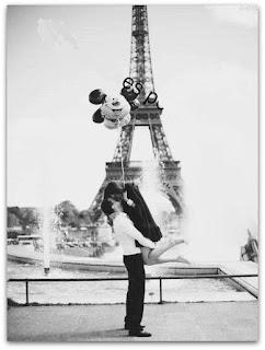Mon amour Paris le paradis