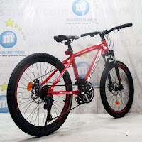 Sepeda Gunung Triojet Iconic 1.0 24in