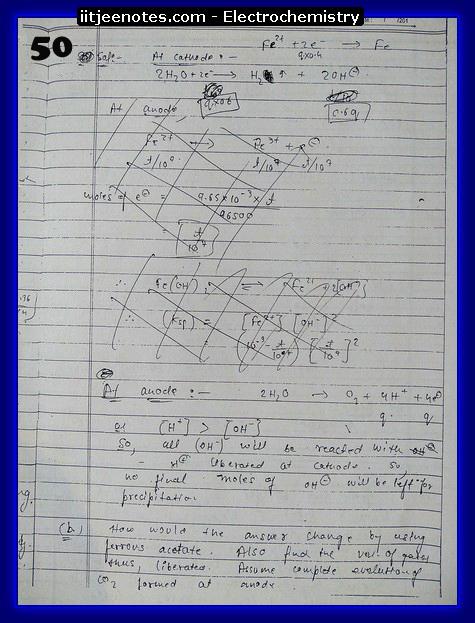 Electrochemistry chemistry5
