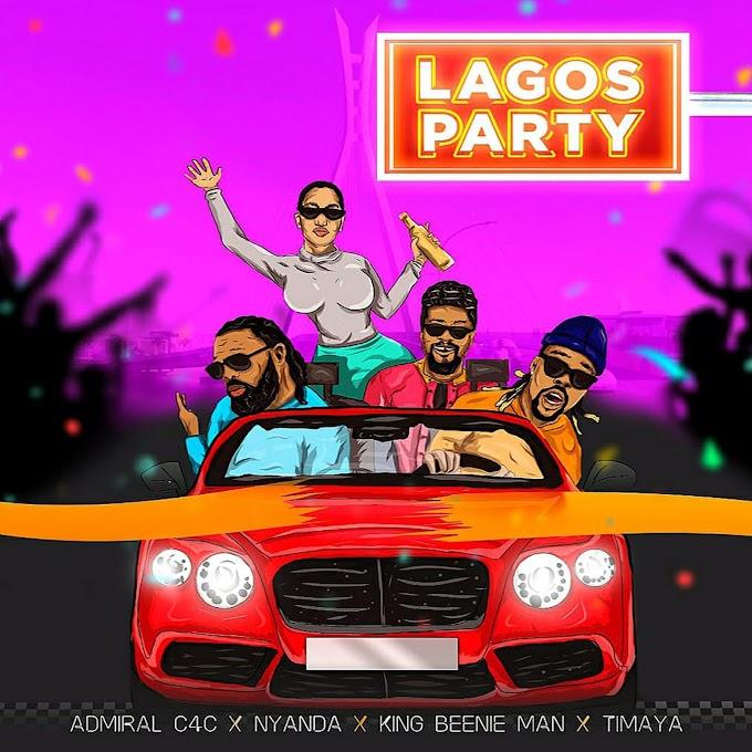 Music: Admiral C4C Ft. Beenie Man, Nyanda & Timaya – Lagos Party