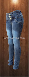 pantalon pompisarriba jeans original 2016 2017 Short capri enterisos