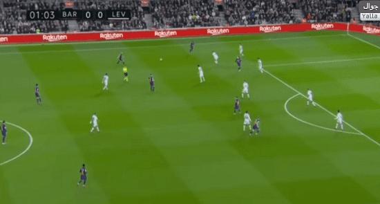 الان مشاهدة مباراة برشلونة وليفانتي بث مباشر اليوم 02-02-2020 في الدوري الاسباني