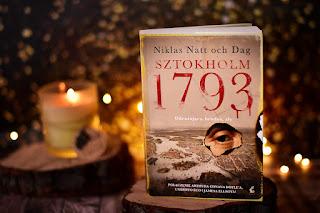 """Niklas Natt och Dag - """"Sztokholm 1793"""""""
