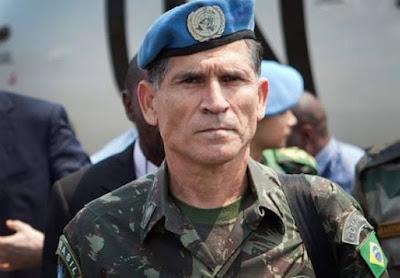 General afirma que tolerância com a corrupção causou o 'apodrecimento social' no Rio