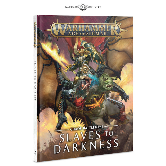 Battletome Slaves to Darkness