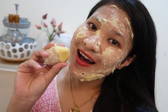 Ketahui manfaat durian sebagai Maskers Wajah... huhu..