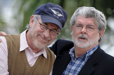 the relationship of steven spielberg and george lucas