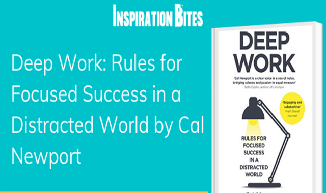 Deep Work Summary: How to Focus in a Distracted World