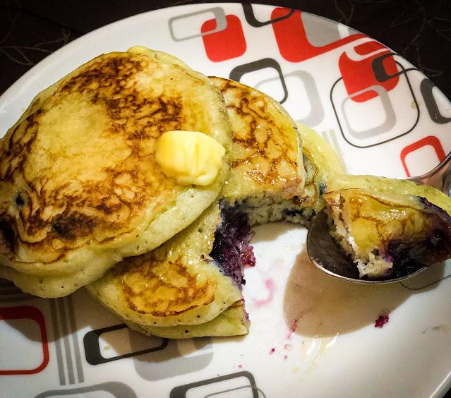 Blueberry Pancakes Recipe - How to Make Perfect Blueberry Pancakes