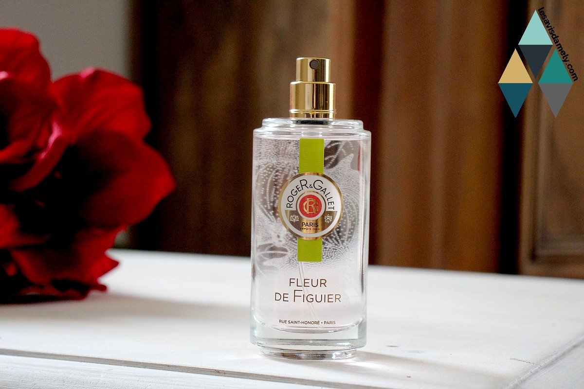 revue beauté eau fraiche parfumée roger et gallet