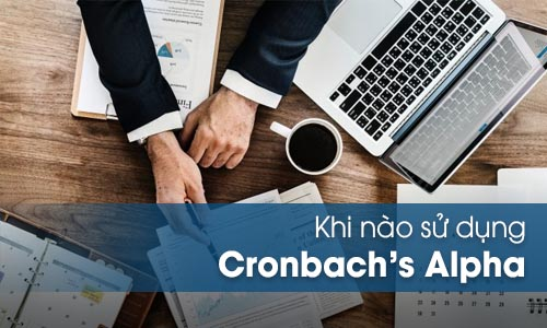 Hệ số Cronbach Alpha được sử dụng cho loại thang đo nào?