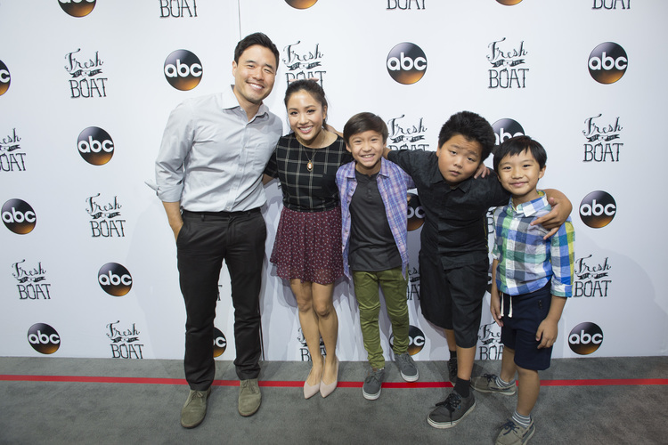 Rocky Coast News NHVT: Fresh Off The Boat Cast Meets Fans ...