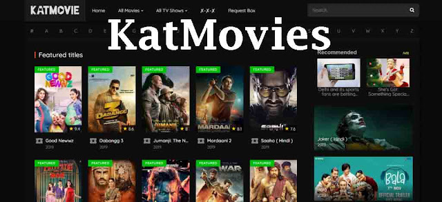 Katmovies - 2020 Download Bollywood Hollywood HD Movies Onilne