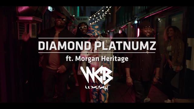 Diamond Platnumz Ft Morgan Heritage