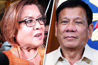 JUST IN: DE LIMA ON PRES. DUTERTE'S ANNOUNCEMENT ON 'SEPARATION' FROM U.S.