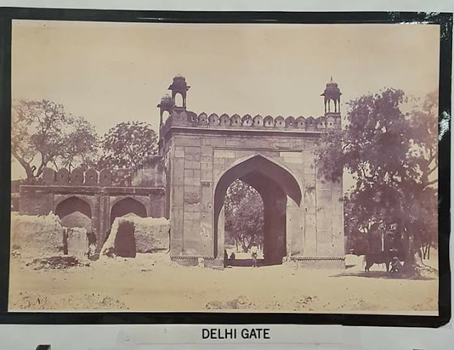 Agra Old Pictures