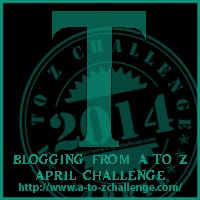T is for Talisman (#AtoZChallenge)
