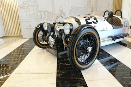 """Di Gelar Pertama di Indonesia, Pameran Mobil Klasik Dunia """"Concours d'Elegance"""""""