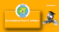 Murshidabad District Sahayak Syllabus