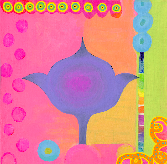 China Carnella painting - Lotus Me